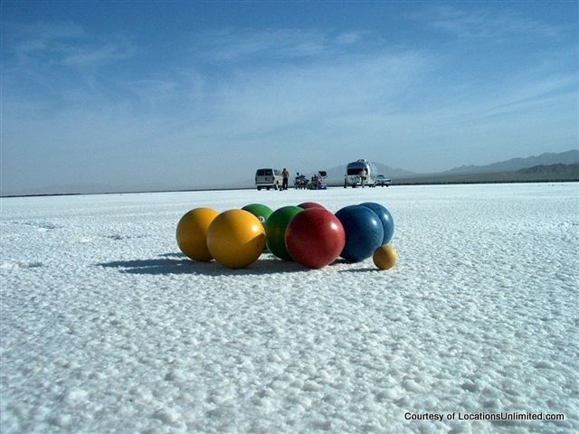 Bristol Salt Flats - Amboy
