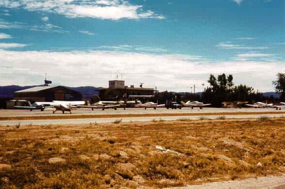 Apple Valley Airport - Apple Valley