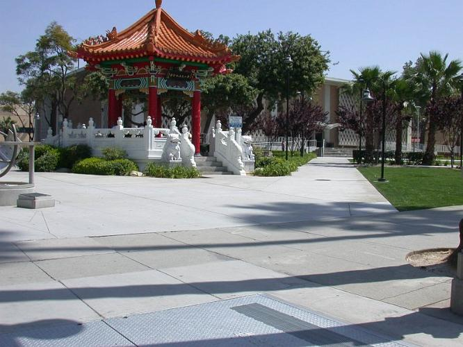 Asian Gazebo - Riverside