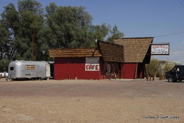 Bagdad Cafe - Newberry Springs
