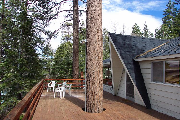 Ballo Cabin - Big Bear Lake
