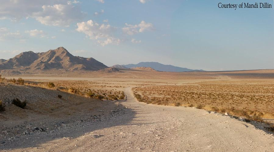 Bessemer Mine Road - North Lucerne Valley