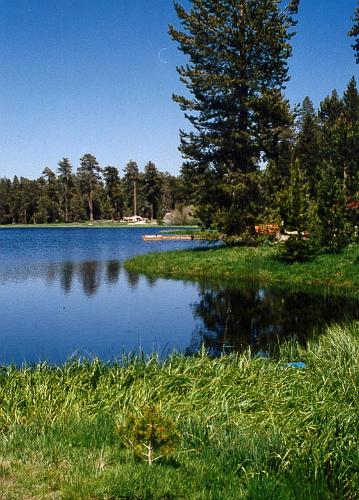 Bluff Lake - Big Bear Lake