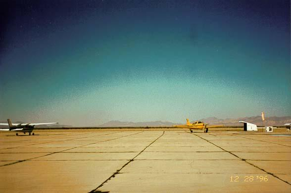 Blythe Airport