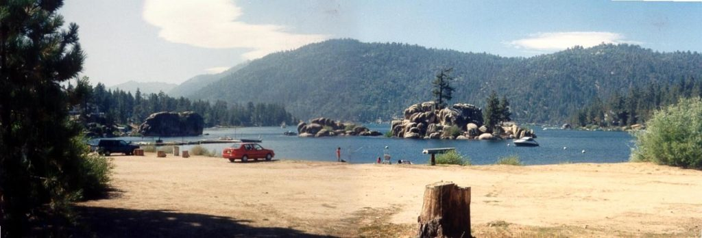 Boulder Bay - Big Bear Lake