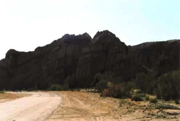 Box Canyon Road