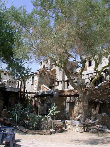 Cabots Pueblo Museum - Desert Hot Springs