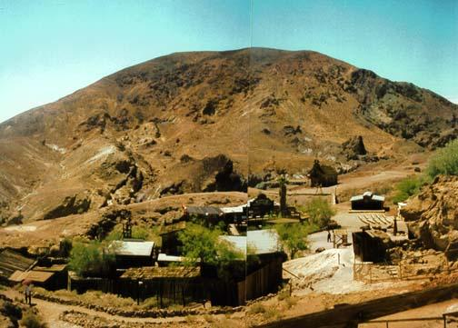 Calico Ghost Town - Yermo-03