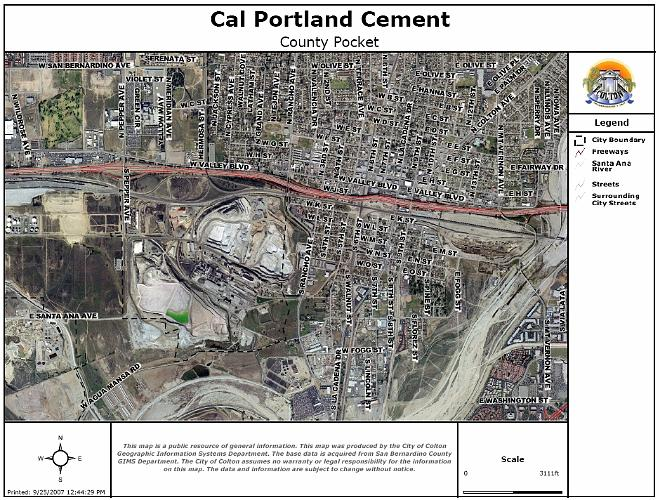California Portland Cement - Colton