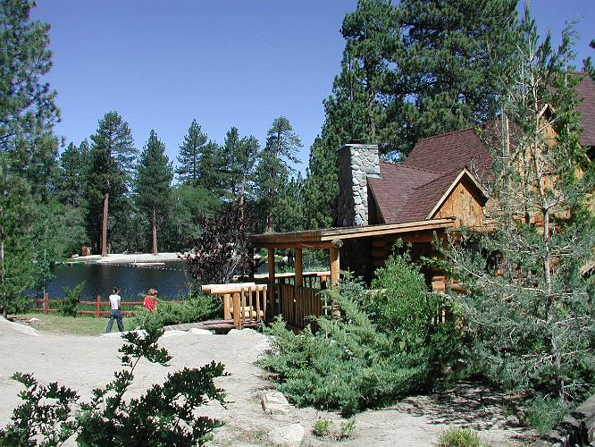 Cedar Lake Camp Big Bear