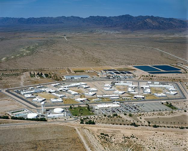 Chuckawalla Valley State Prison - Blythe