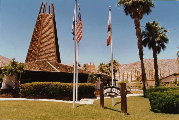 City Hall - Rancho Mirage
