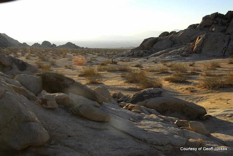 Cougar Buttes - Lucerne Valley