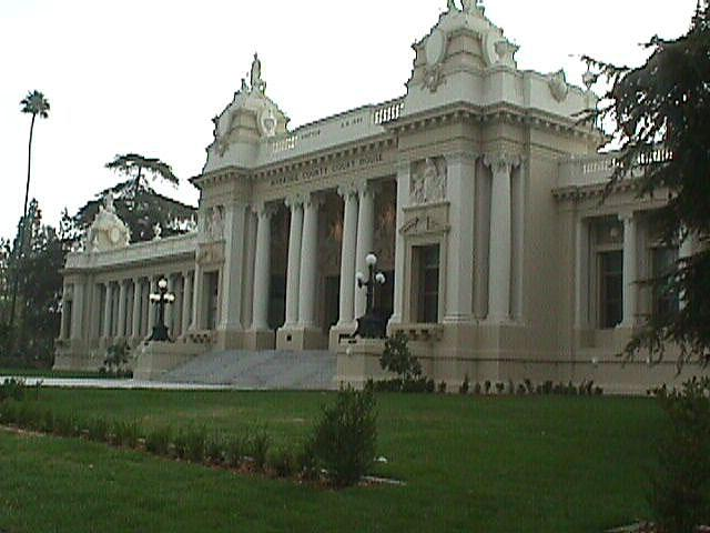 Courthouse Riverside County