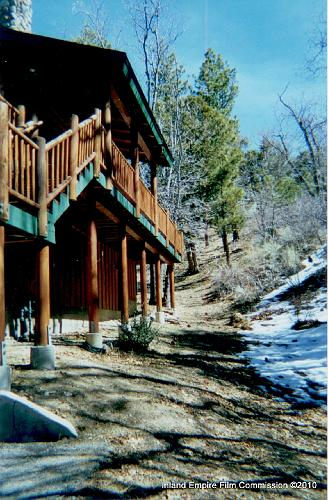 Dimambro House - Big Bear City