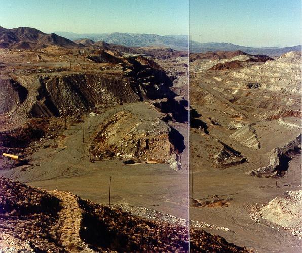 Eagle Mountain Iron Mine
