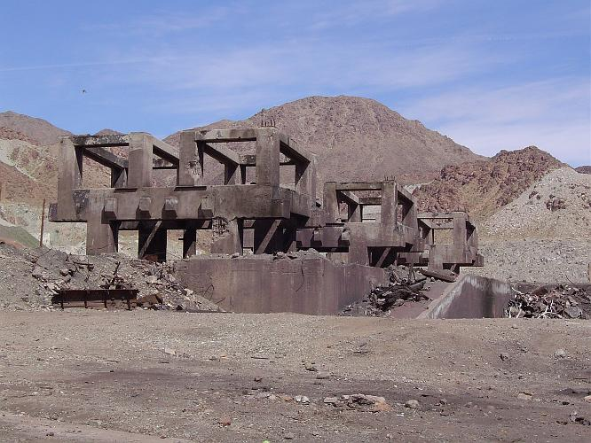 Eagle Mountain Iron Mine