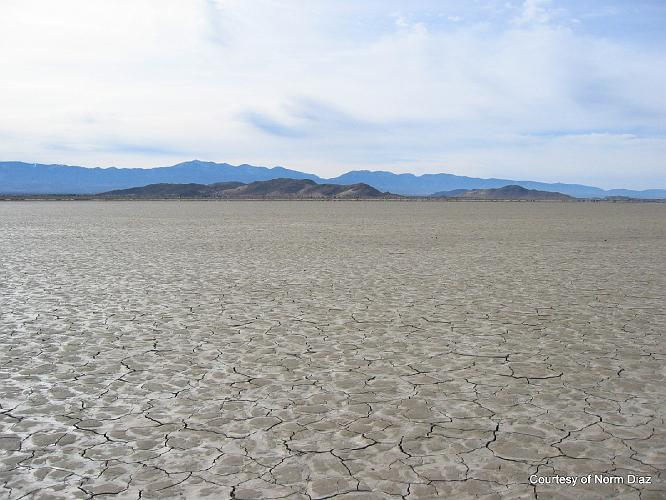 El Mirage Dry Lake - El Mirage
