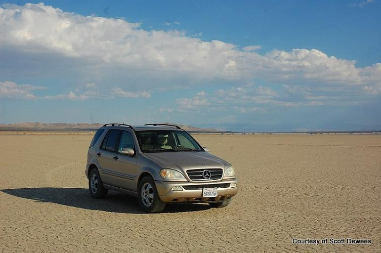 El Mirage Dry Lake - Adelanto