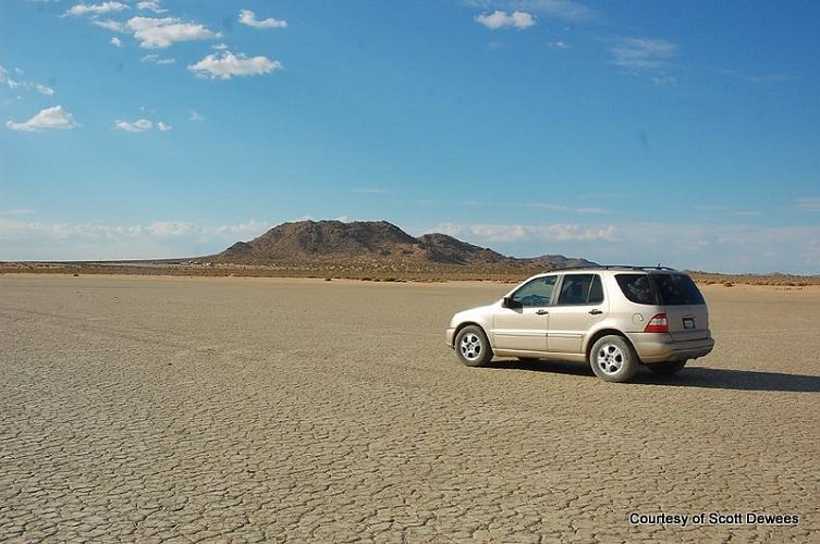 El Mirage Dry Lake - Adelanto