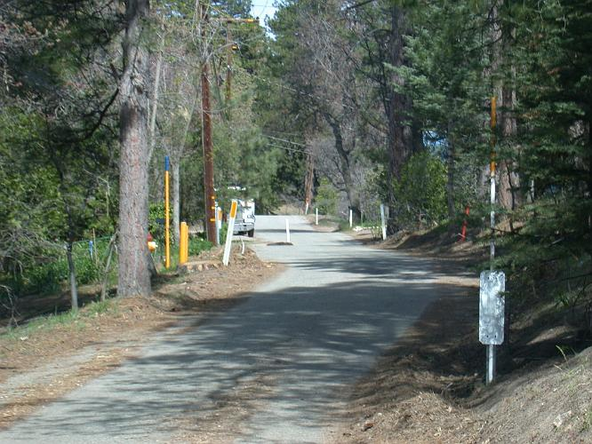 Fredalba Road - Big Bear