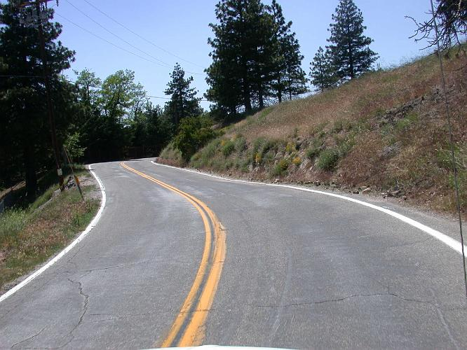 Fredalba Road - Running Springs