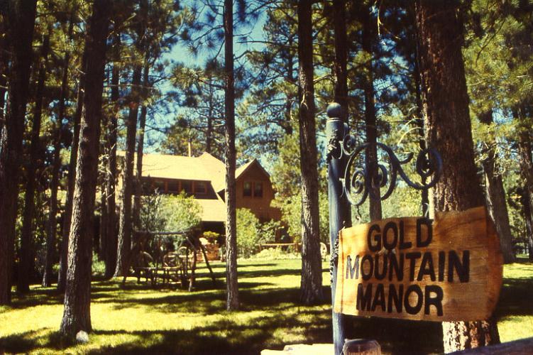 Gold Mountain Manor - Big Bear City