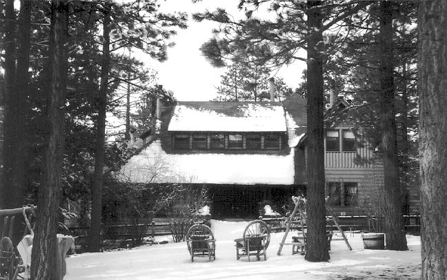 Gold Mountain Manor Big Bear