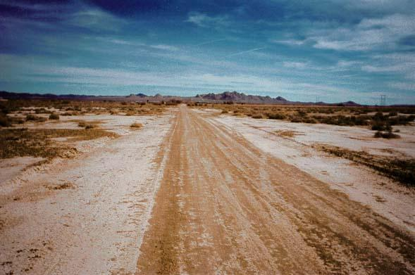 Granite Road between 247 and Locust - Lucerne Valley
