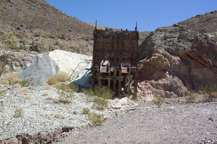 Harry Wade Road Mine - Baker