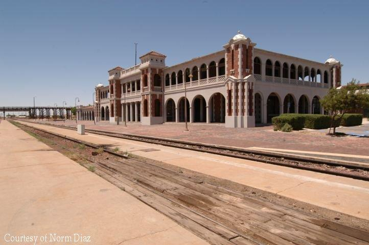 Harvey House Train Depot - Barstow