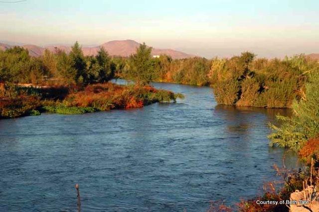 Hidden Valley Wildlife area - Riverside