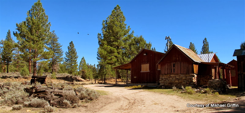 Hitchcock Ranch (aka Holcomb Valley Boy Scout Camp) - Big Bear Lake