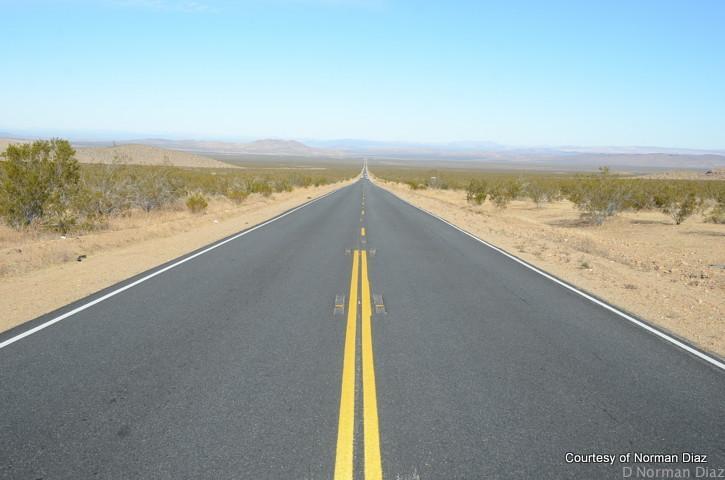 Highway 247 - San Bernardino