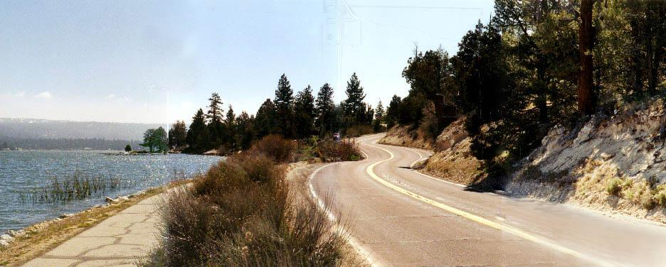 Highway 38 - East of Juniper - Big Bear