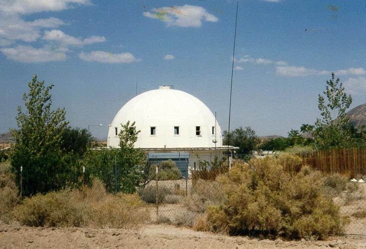 Ingratron Dome