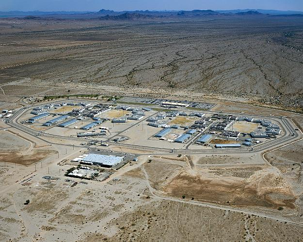 Ironwood State Prison - Blythe