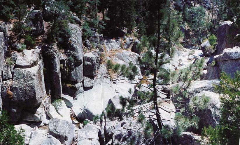 Isomata Falls