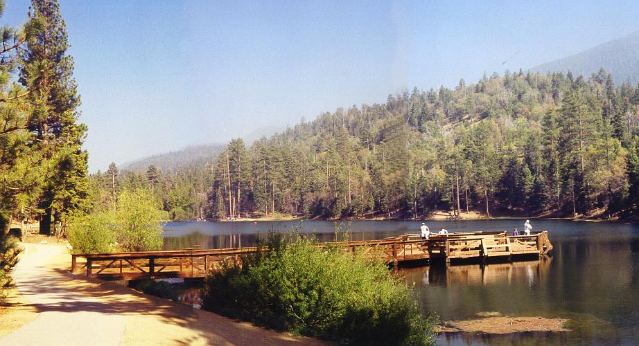 Jenks Lake - Angelus Oaks