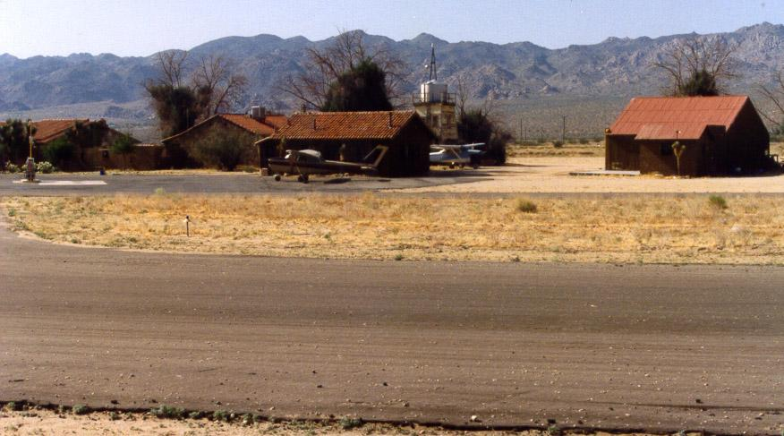 Joshua Tree Airport