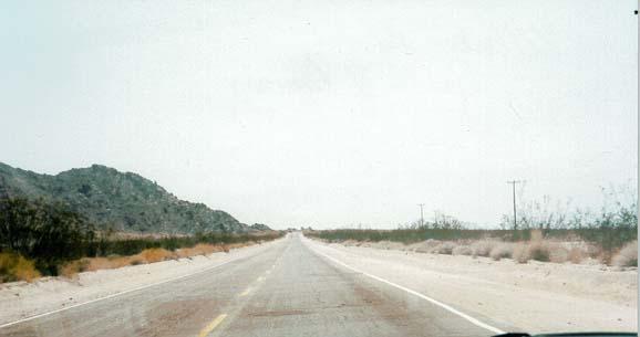 Kelbaker Road - Amboy
