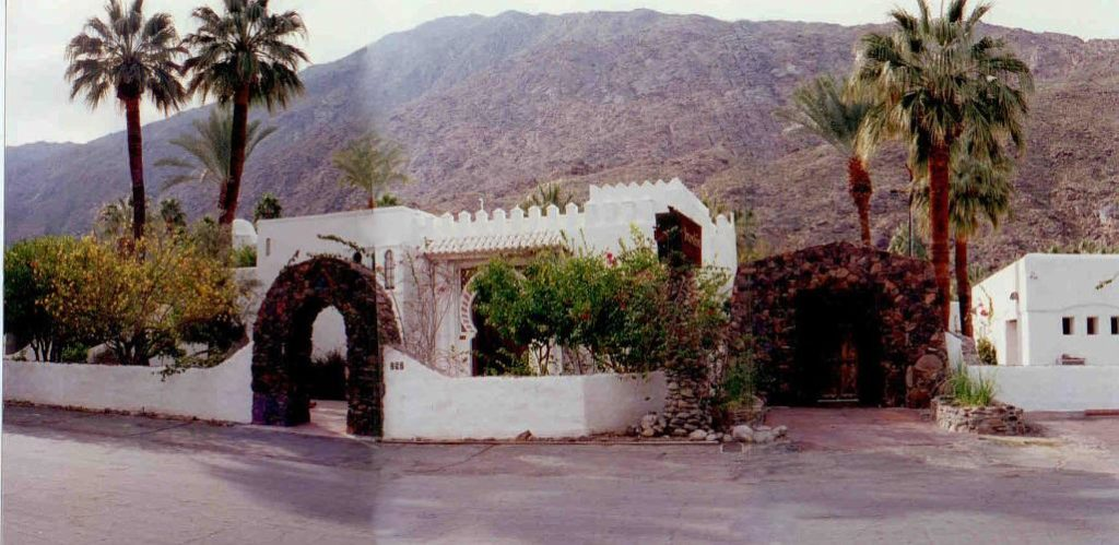 Korakia Mansion Palm Springs