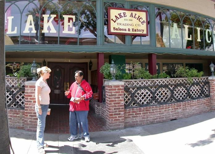 Lake Alice Saloon and Eatery - Riverside