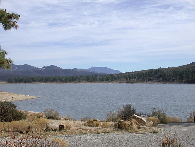 Lake Hemet - Mountain Center