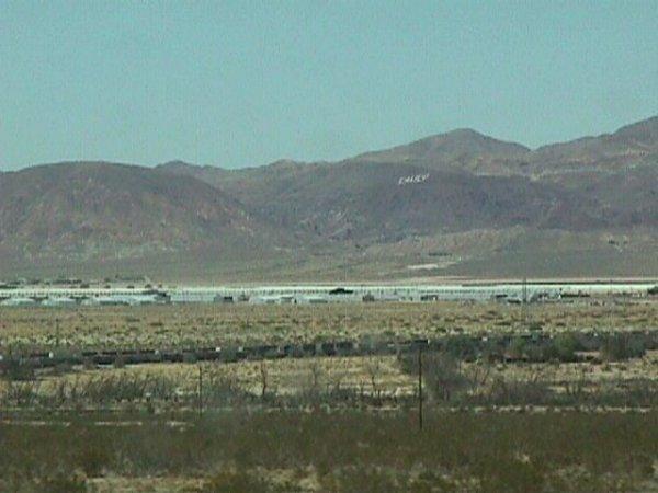 Marine Corps Base - Yermo