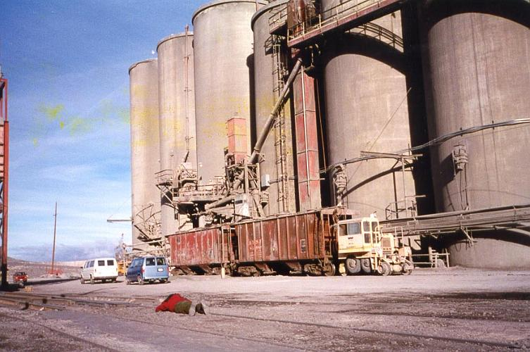 Mitsubishi Cement Plant - Lucerne Valley