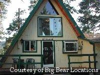 Moonridge House Big Bear