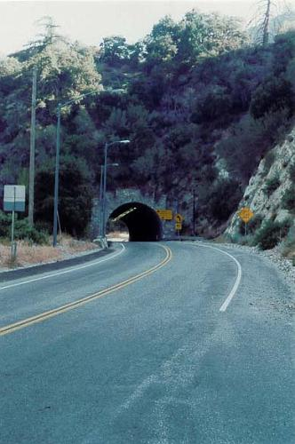 Mt Baldy Tunnel