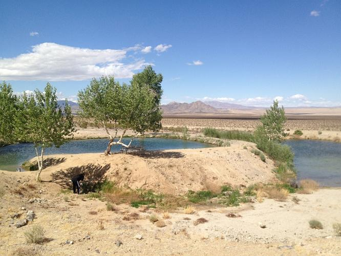Old Woman Springs - Lucerne Valley