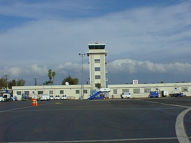 Ontario Airport - Tower